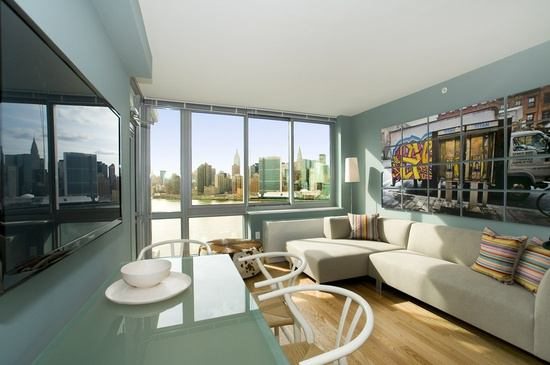 Condo Sublets in Long Island City For Rent