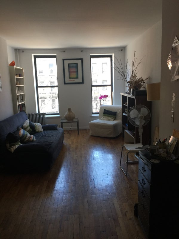 one large bedroom in a comfortable 2 bedrooms apartment in the vibrant neighborhood of hells kitchen midtown west the bedroom is not furnished - Is Hells Kitchen Real