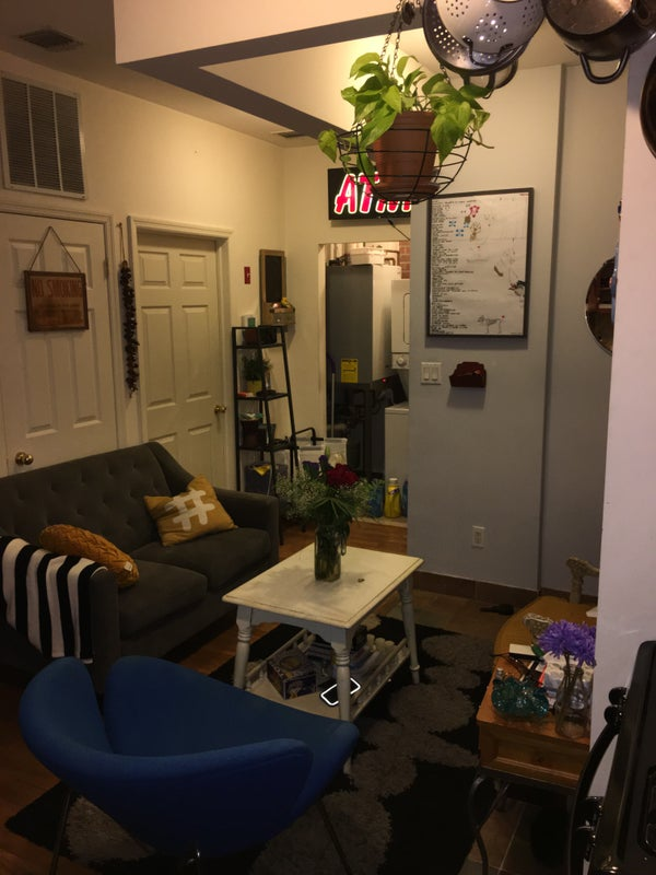 In A Two Bedroom Apartment That Is One Block From The Lorimer Stop Off L Train Williamsburg Brooklyn Renovated Building Fully Furnished