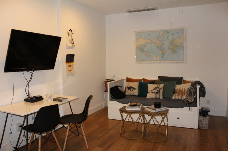 I Am Subletting A Room In A Beautiful, New Apartment In Brooklyn. Situated  On The Corners Of Williamsburg, Bed Stuy And Bushwick, This Apartment In A  ...