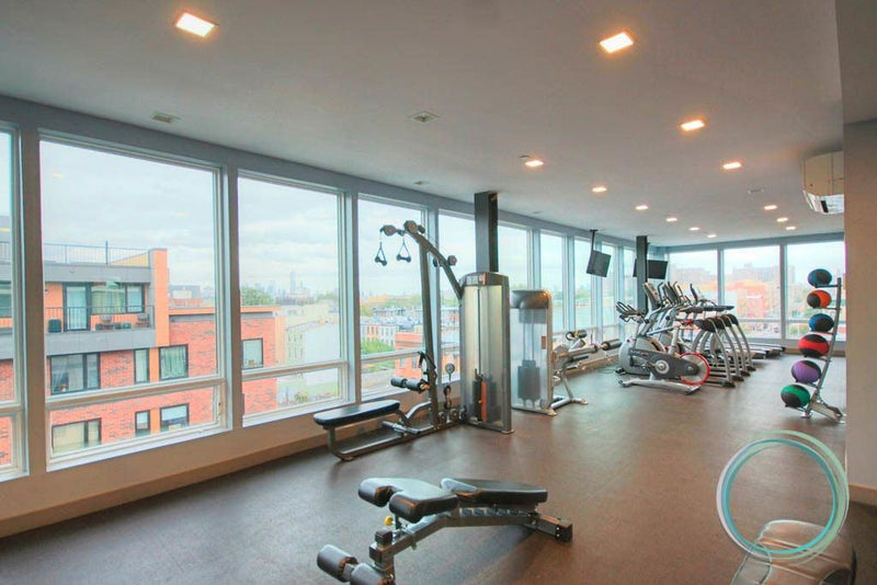 Bd apt ^prime bedstuy ^ roof top ^laundry ^ gym room to rent