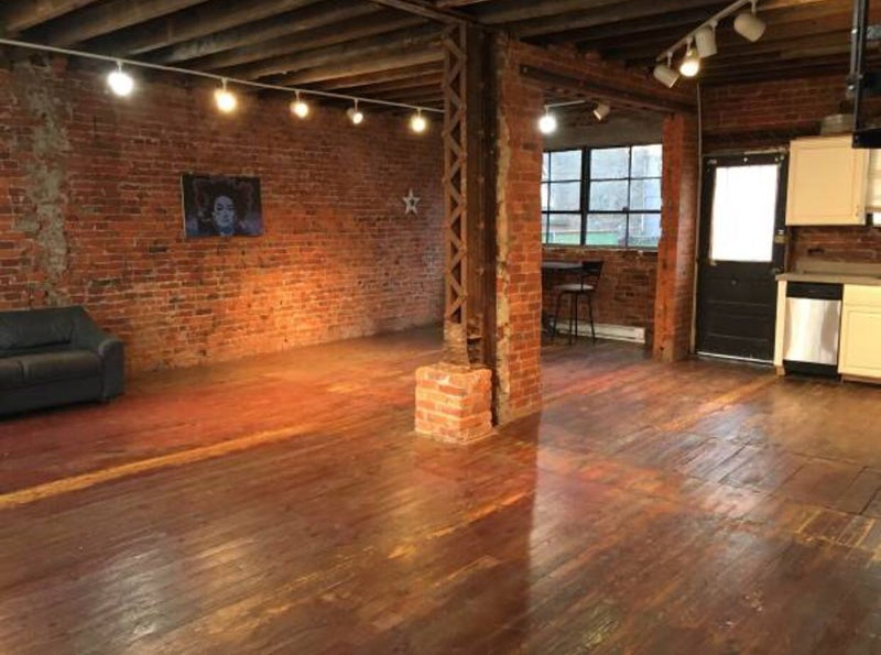 Exposed Brick Loft Apartment ‹ SpareRoom
