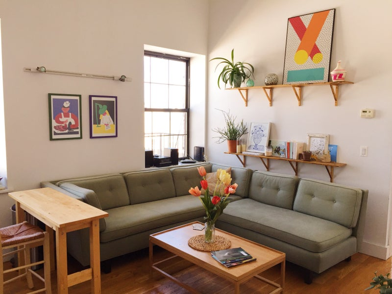Cozy, sunlit Williamsburg gem\' Room to Rent from SpareRoom