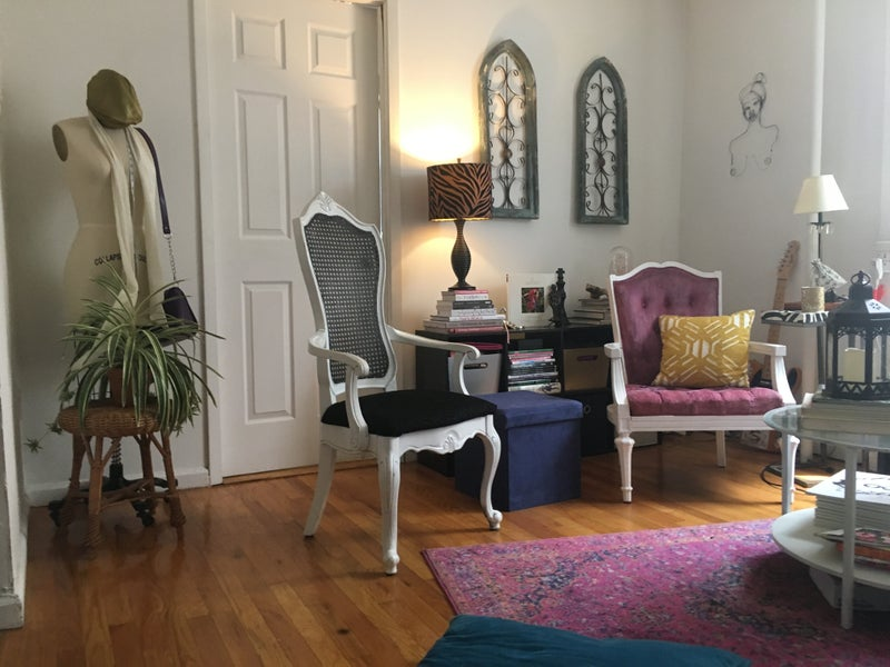 The Apartment Is Ious With A Real Living Room And Kitchen Dining Area Every Inch Useable E It S Winged So Bedrooms Are On