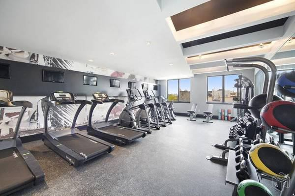 Studio in amazing building pet friendly gym room to rent from