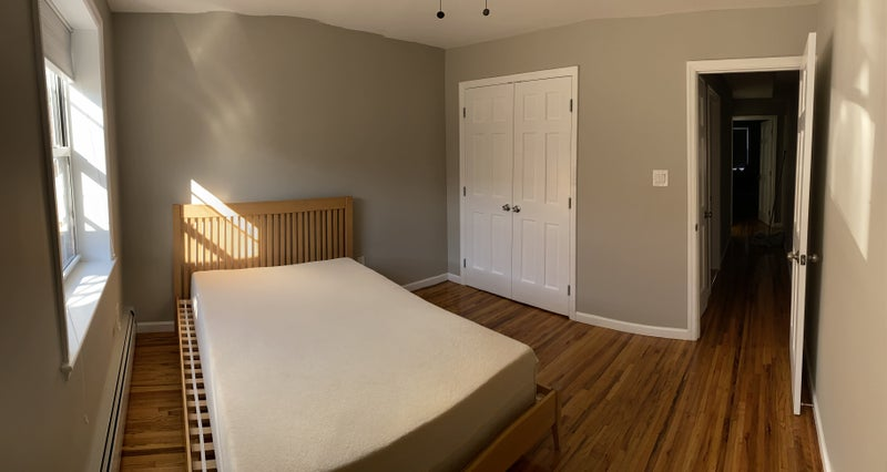 Photo 1: Bedroom with lots of natural light