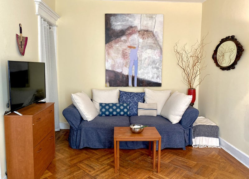 Photo 1: Shared Living Room